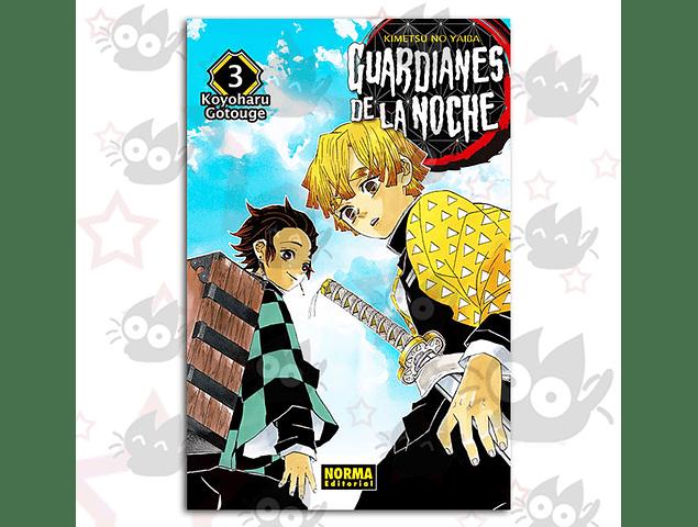 Guardianes de la Noche Vol. 3
