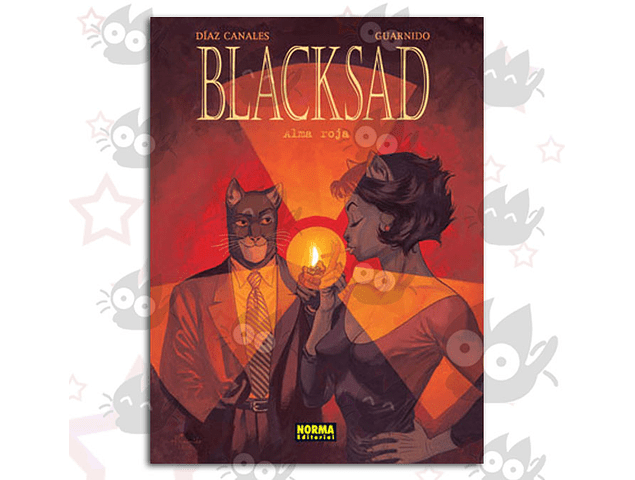 Blacksad Vol. 3 - Alma Roja