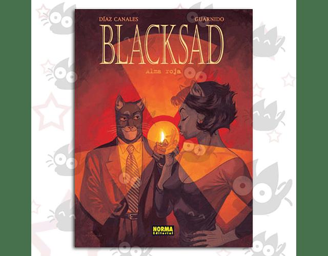 Blacksad Vol. 3 - Alma Roja