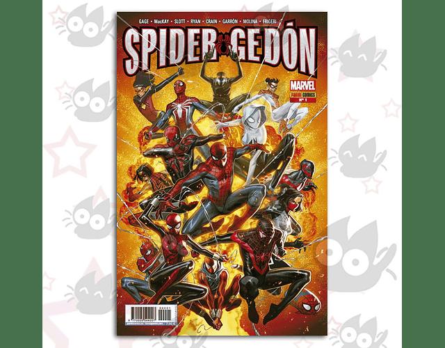 Spidergedón Vol. 1