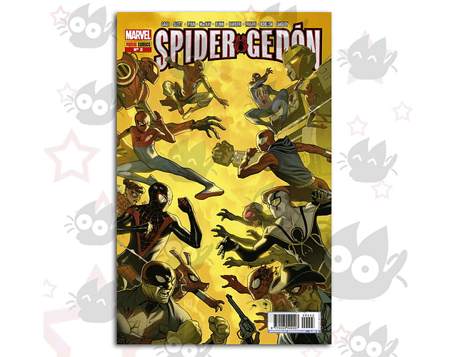 Spidergedón Vol. 3