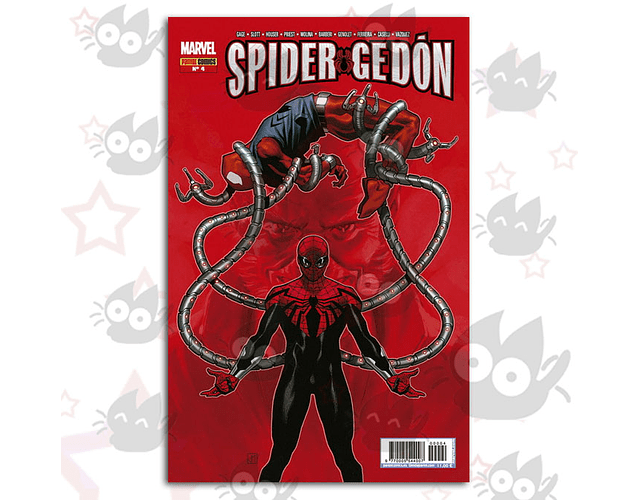 Spidergedón Vol. 4