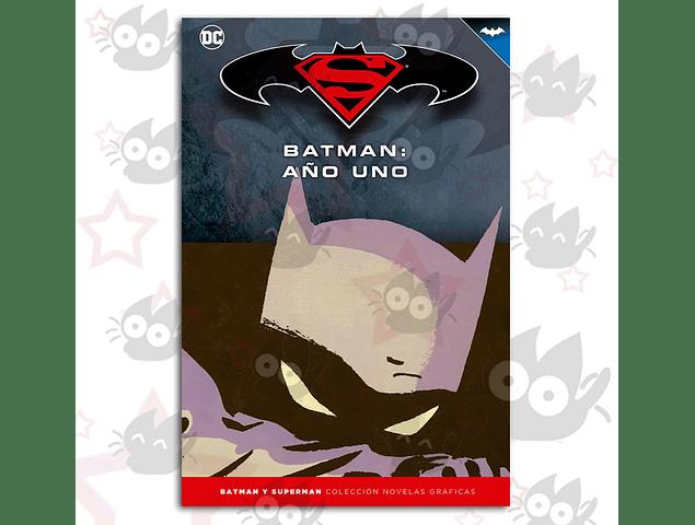Batman Y Superman Vol. 13 - Batman: Año Uno