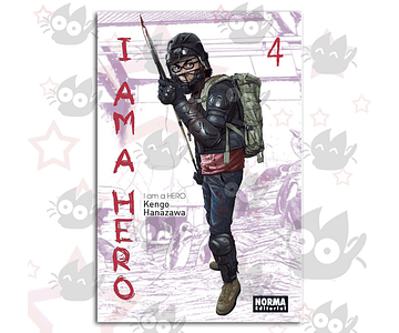 I Am a Hero Vol. 4