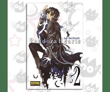 Pandora Hearts Vol. 2