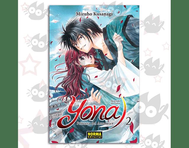 Yona Princesa del Amanecer Vol. 2