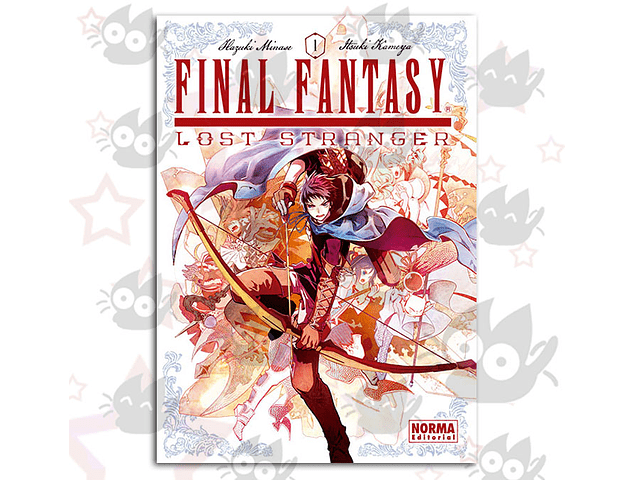 Final Fantasy: Lost Stranger Vol. 1