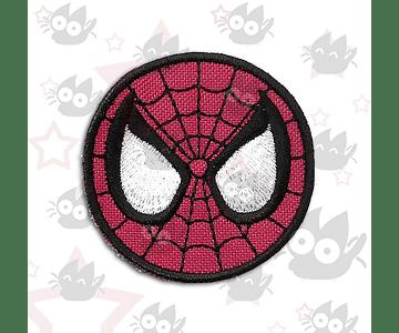 Spider-Man - Rostro Spider-Man Parche