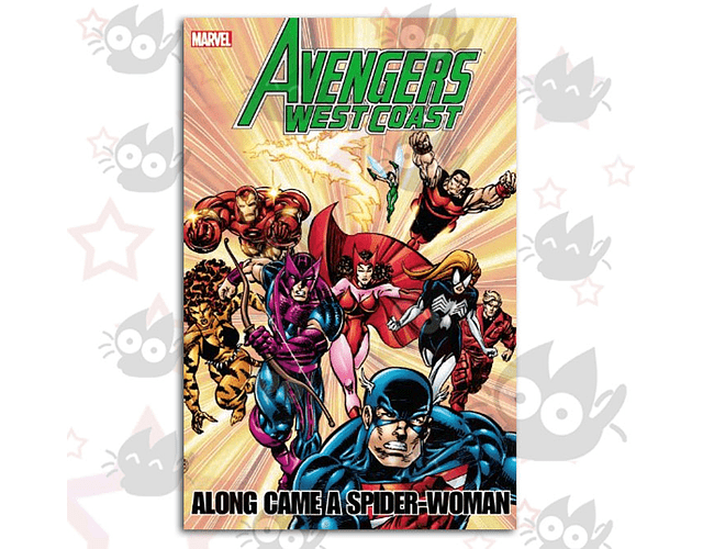 Avengers West Coast: Alone Come a Spider-Woman