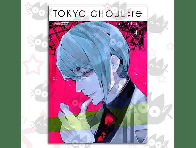 Tokyo Ghoul RE Vol. 4