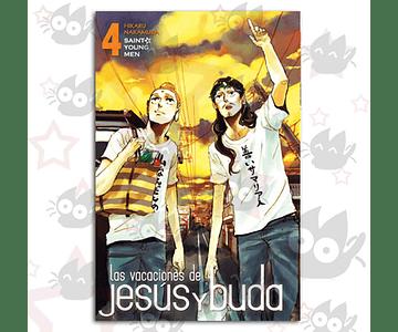 Las Vacaciones de Jesús y Buda Vol. 4