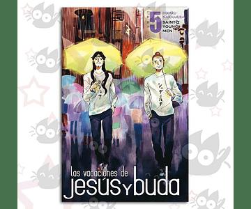Las Vacaciones de Jesús y Buda Vol. 5