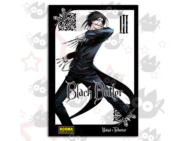 Black Butler Vol. 3 - Norma