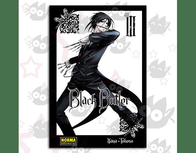 Black Butler Vol. 3 - Norma