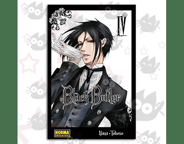 Black Butler Vol. 4 - Norma