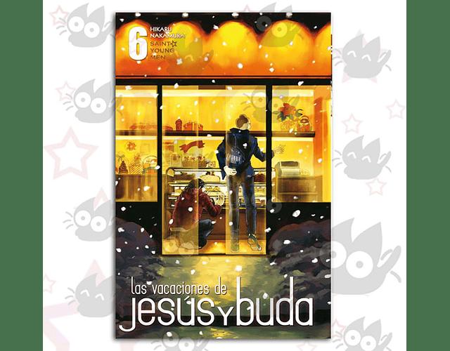 Las Vacaciones de Jesús y Buda Vol. 6