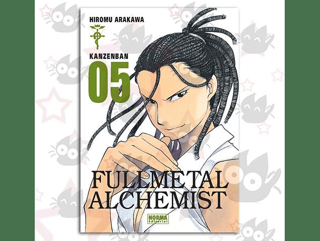Fullmetal Alchemist Kanzenban Vol. 5