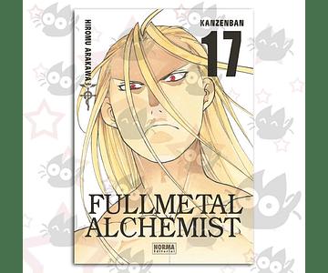 Fullmetal Alchemist Kanzenban Vol. 17