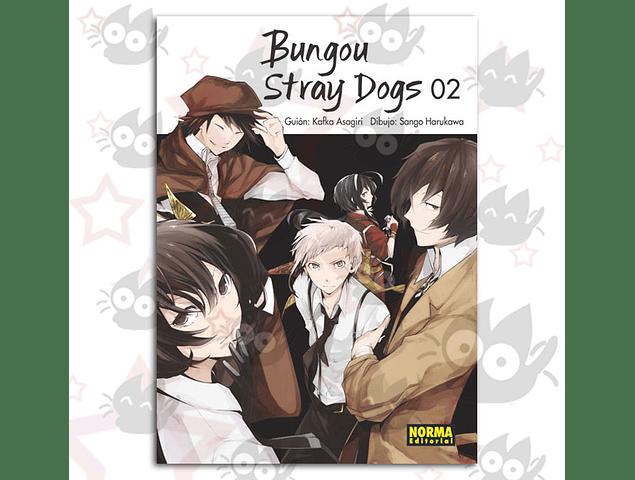 Bungou Stray Dogs Vol. 2