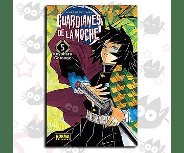 Guardianes de la Noche Vol. 5