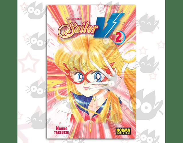 Codename Sailor V Vol. 2