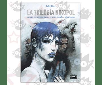 La Trilogía Nikopol. Edición Integral