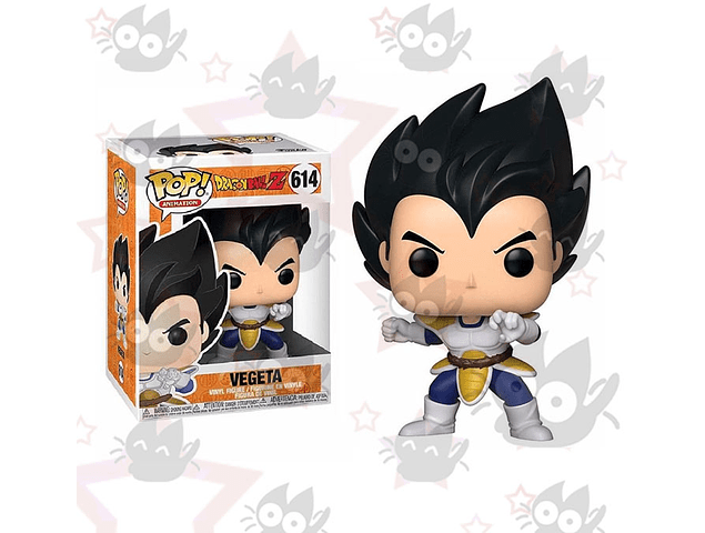 Funko Pop: Dragon Ball Z - Vegeta #614
