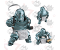Fullmetal Alchemist - Nendroid Alphonse Elric