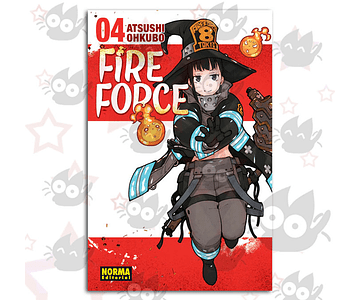 Fire Force Vol. 4 - Norma