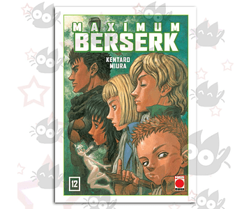 Maximum Berserk Vol. 12