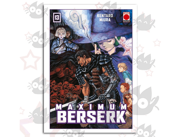 Maximum Berserk Vol. 13