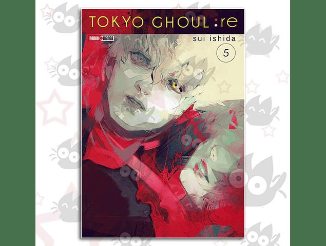 Tokyo Ghoul RE Vol. 5