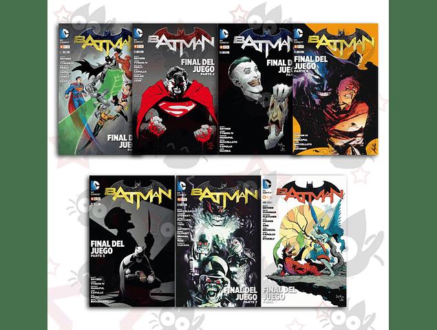 Batman: Final del Juego #36 - #43 (Serie Completa)