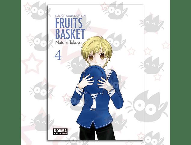 Fruits Basket -  Edición Coleccionista Vol. 4