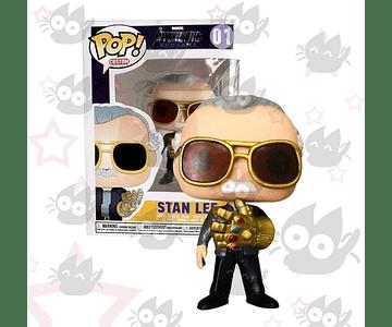 Funko Pop: Avengers Endgame Stan Lee #01