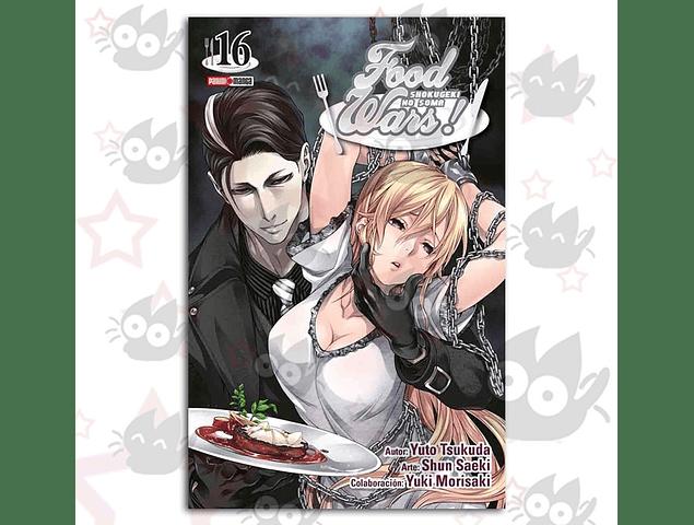 Food Wars Vol. 16