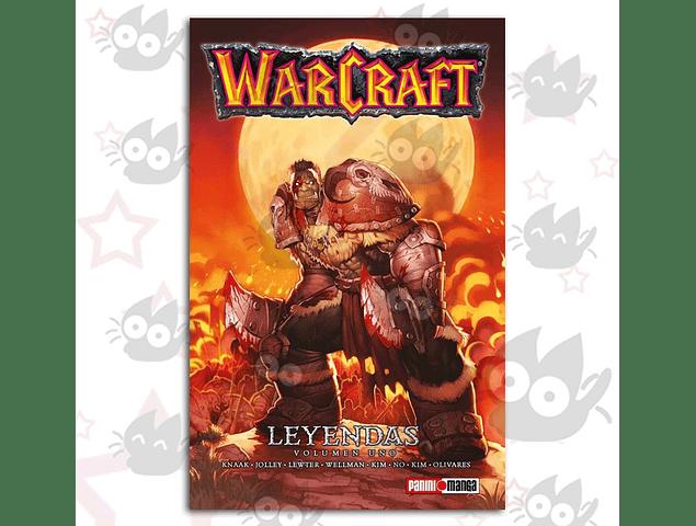 Warcraft Manga: Leyendas #1 (de 5)