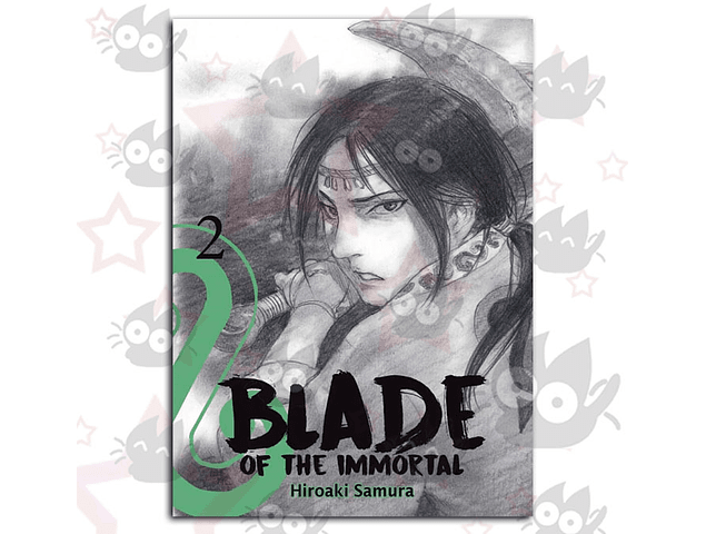 Blade of the Immortal Vol. 2