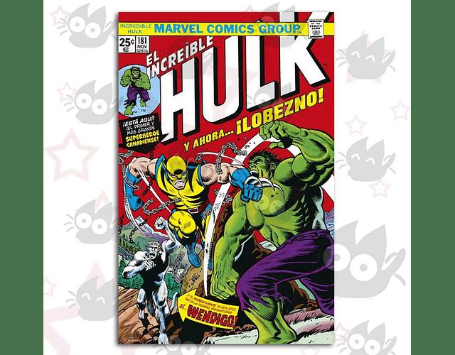 El Increíble Hulk y ahora... ¡Lobezno! Facsímil 1