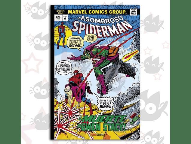 El Asombroso Spiderman Vol. 6 ¡La muerte de Gwen Stacy!