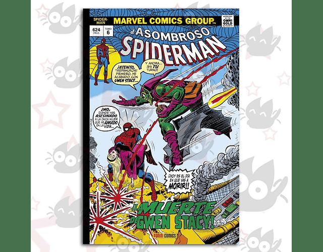 El Asombroso Spiderman Vol. 6 - ¡La muerte de Gwen Stacy!