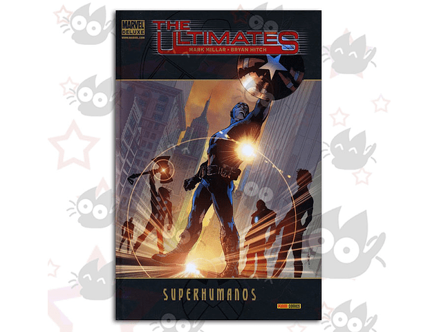 Marvel Deluxe. The Ultimates: Superhumanos