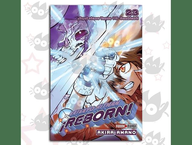 Katekyo Hitman Reborn Vol. 23