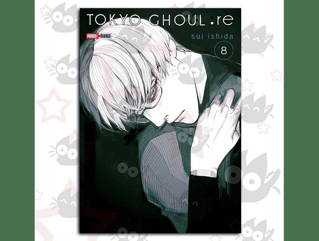 Tokyo Ghoul RE Vol. 8