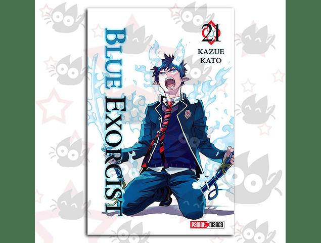 Blue Exorcist Vol. 21