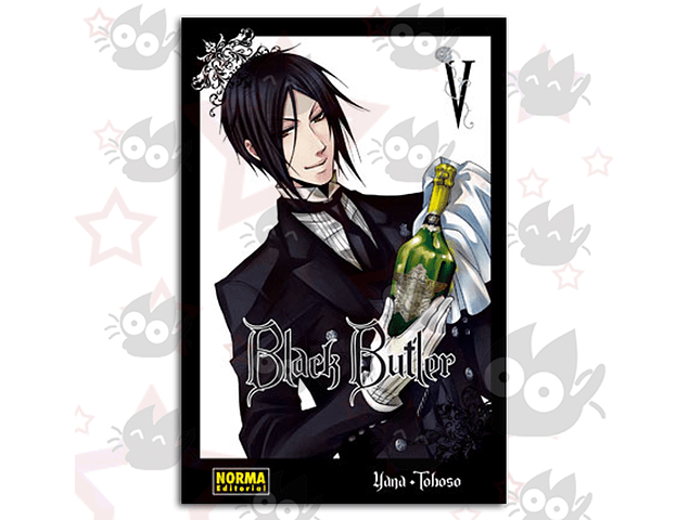Black Butler Vol. 5 - Norma