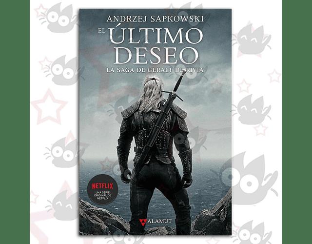 El Último Deseo - La Saga de Geralt de Rivia 1