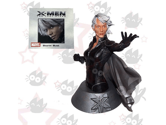 X-Men III: The Last Stand - Busto Tormenta (Storm)
