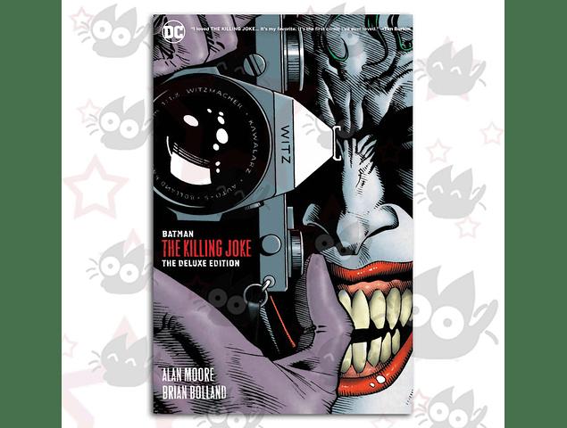Batman: The Killing Joke, The Deluxe Edition
