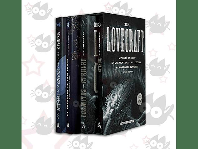 H.P. Lovecraft: Mejores Títulos